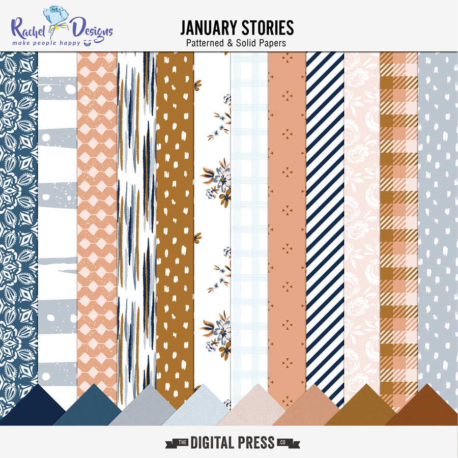 January Stories | Papers