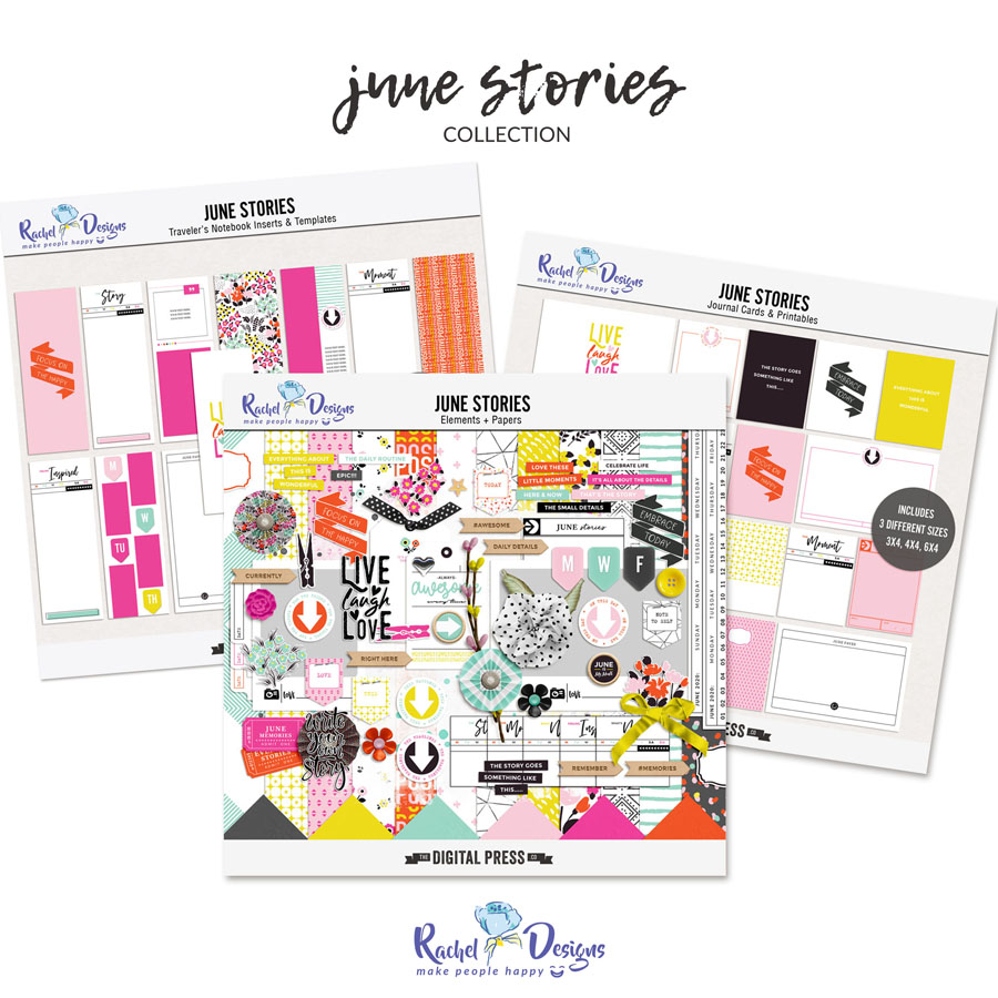 June Stories | Collection