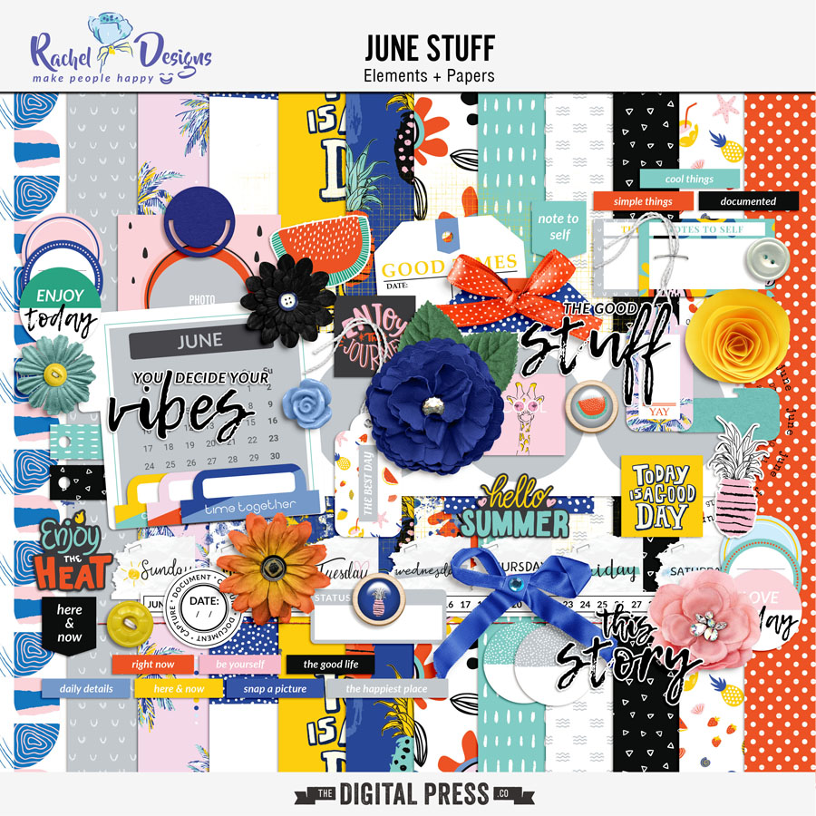 June Stuff | Kit