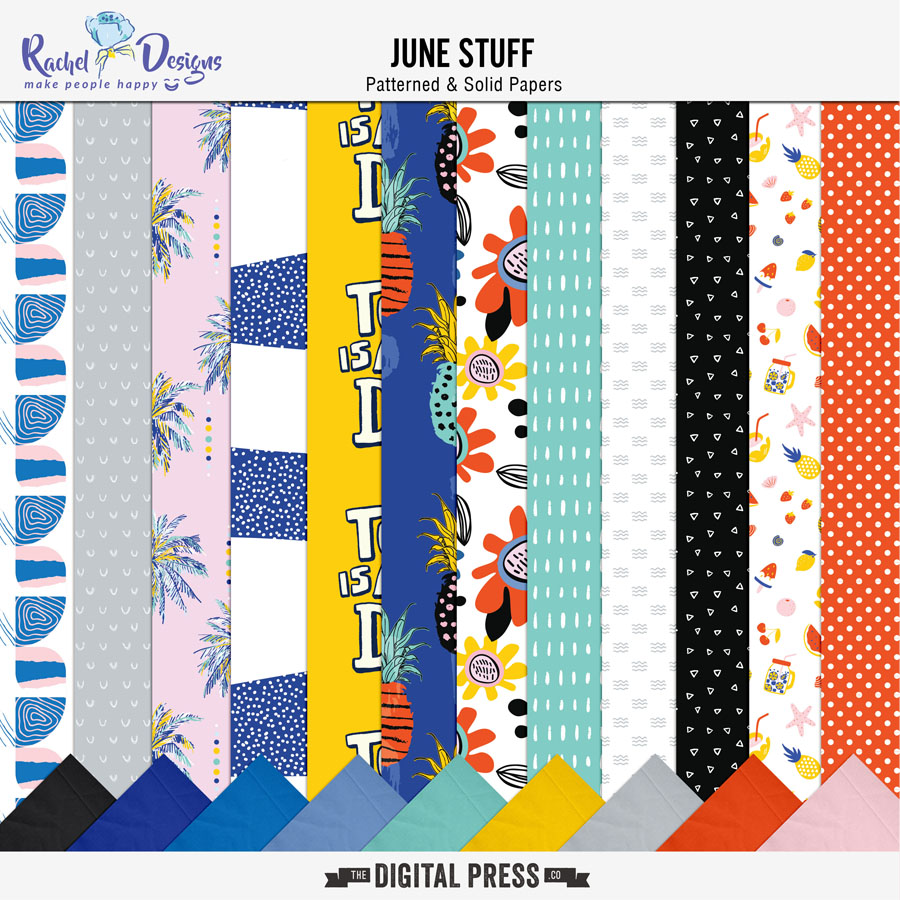 June Stuff | Papers