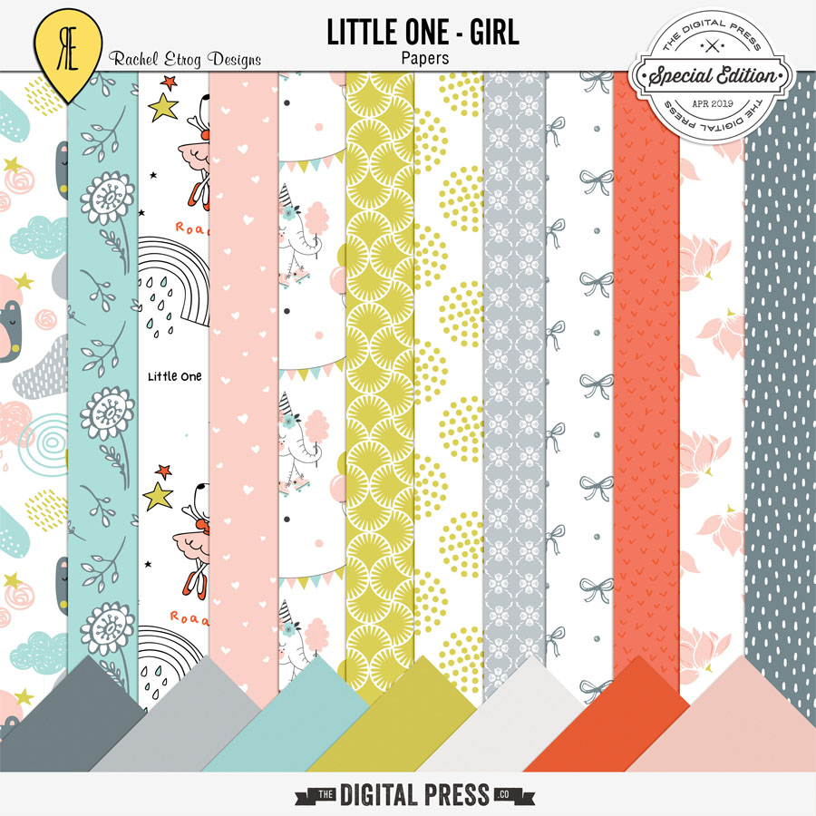 Little One Girl | Papers