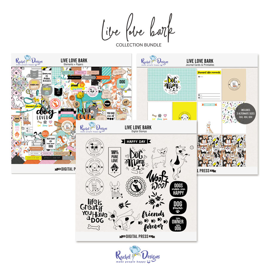 Live Love Bark | Collection