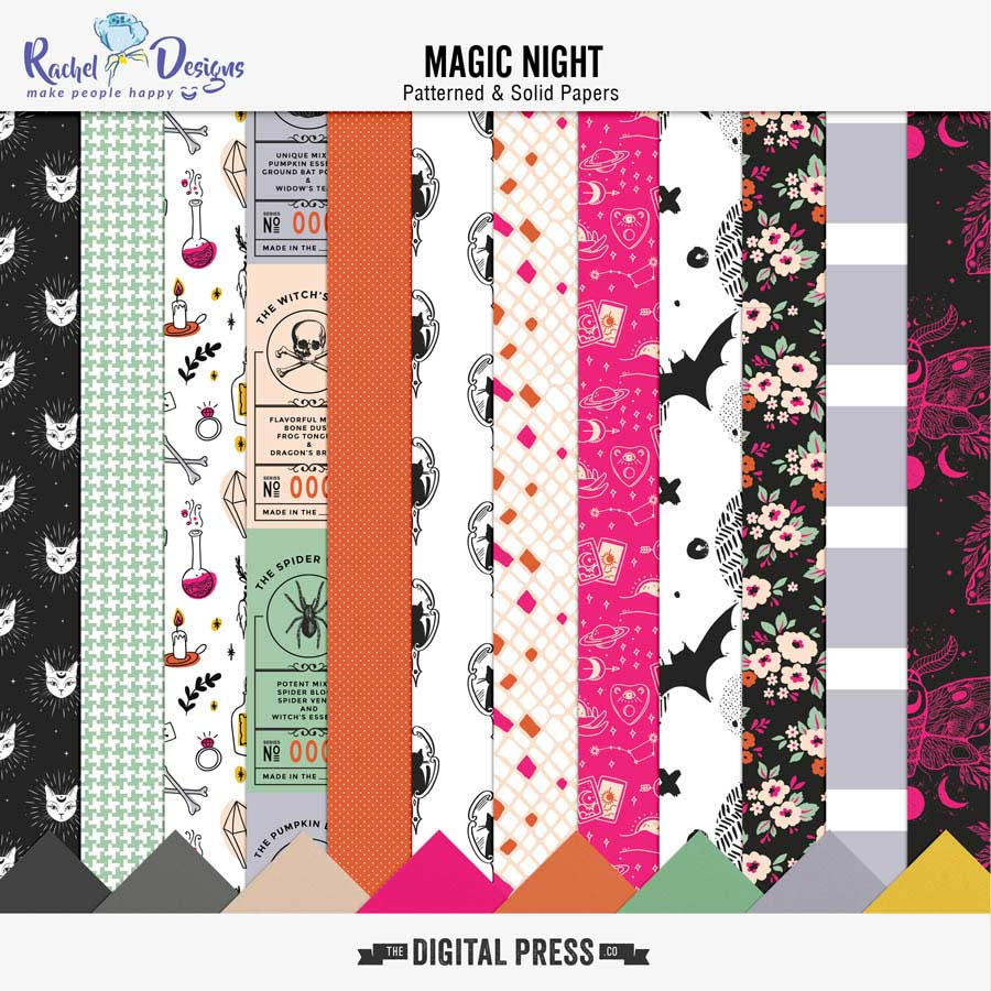 Magic Night | Papers