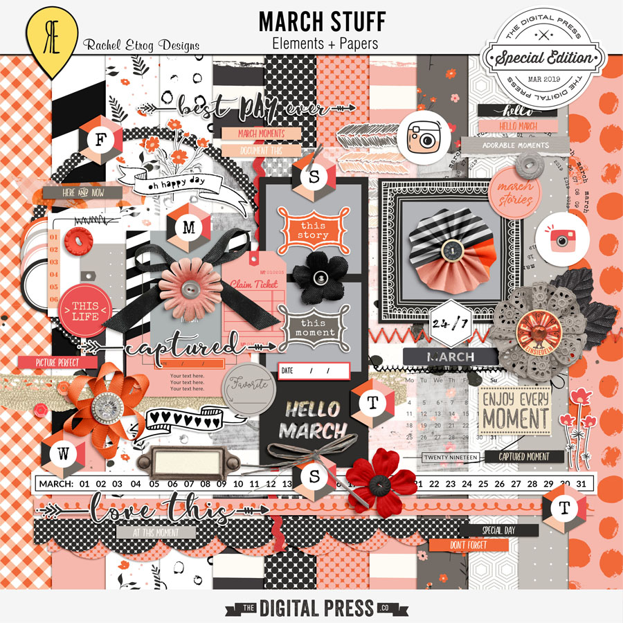 March Stuff | Kit