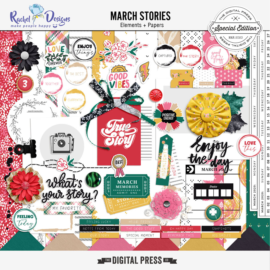 March Stories | Kit