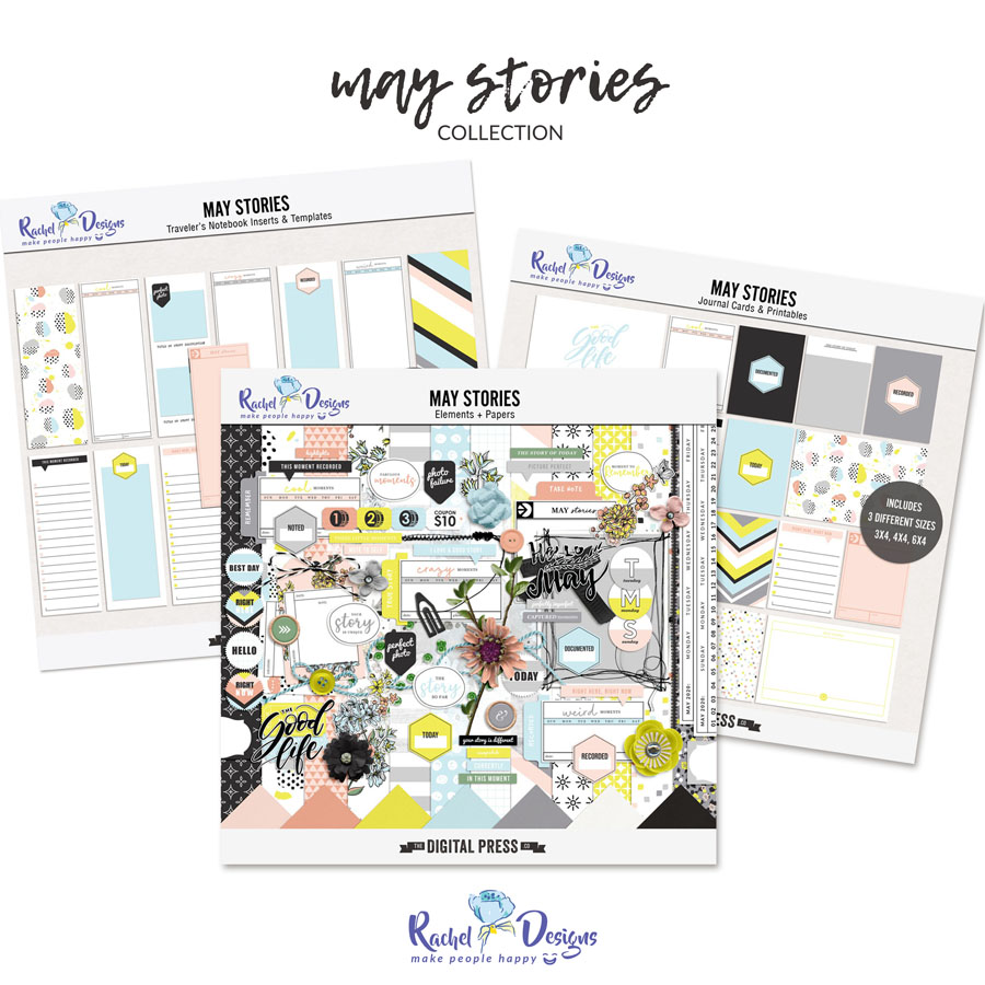 May Stories | Collection