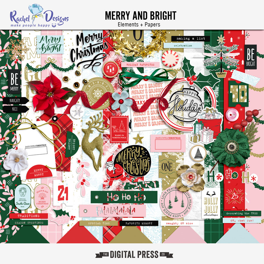 Merry And Bright | Kit