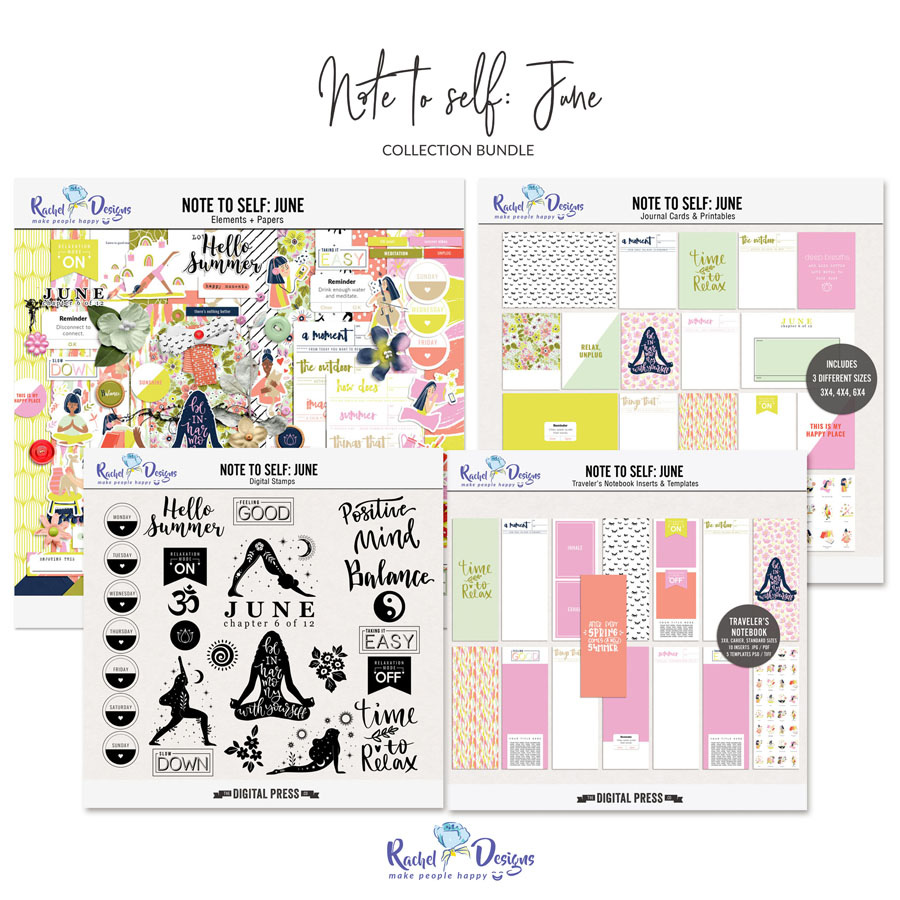 Note to self: June | Collection