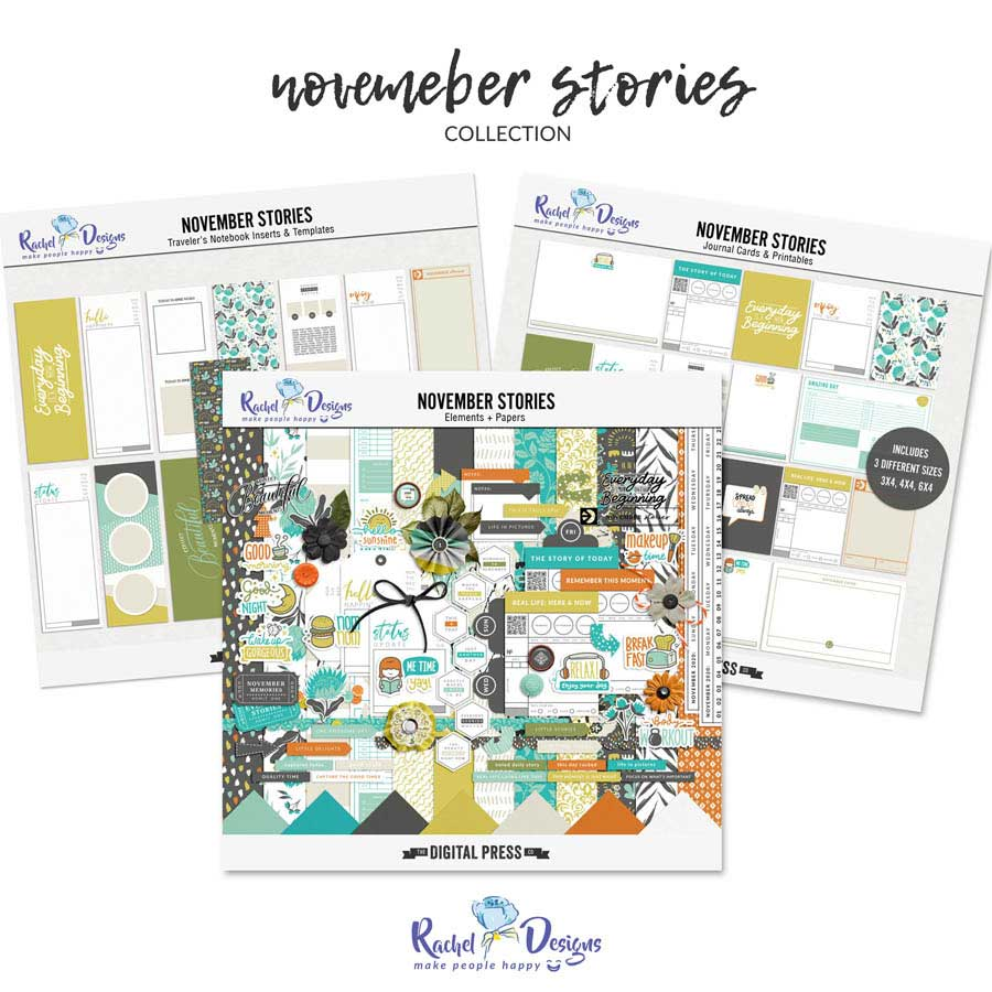 November Stories   Collection