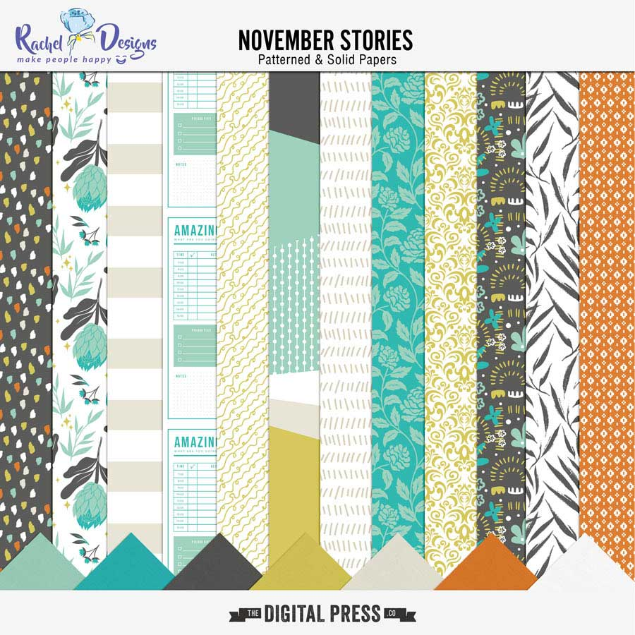 November Stories | Papers