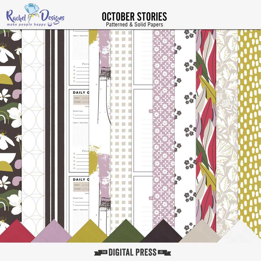 October Stories | Papers
