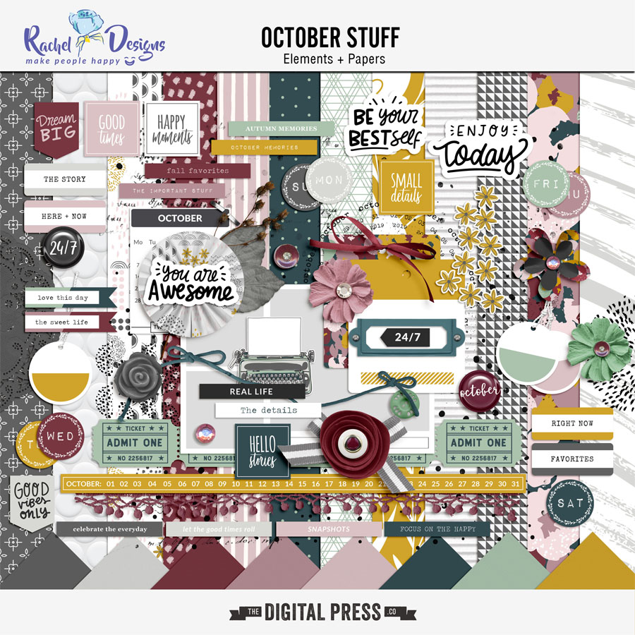 October Stuff | Kit