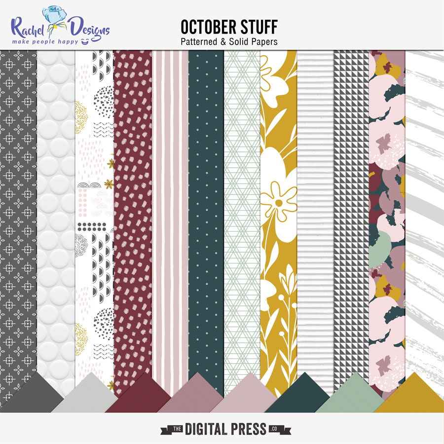 October Stuff | Papers