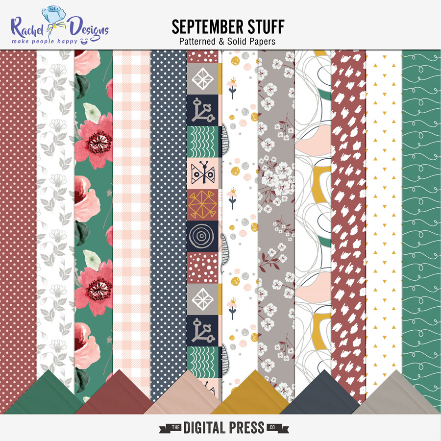 September Stuff | Papers