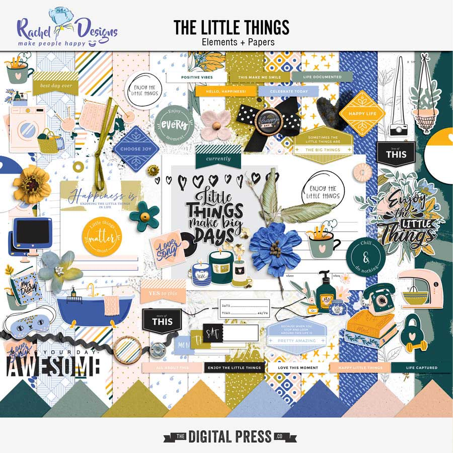 The Little Things | Kit