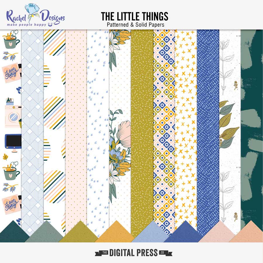 The Little Things   Papers