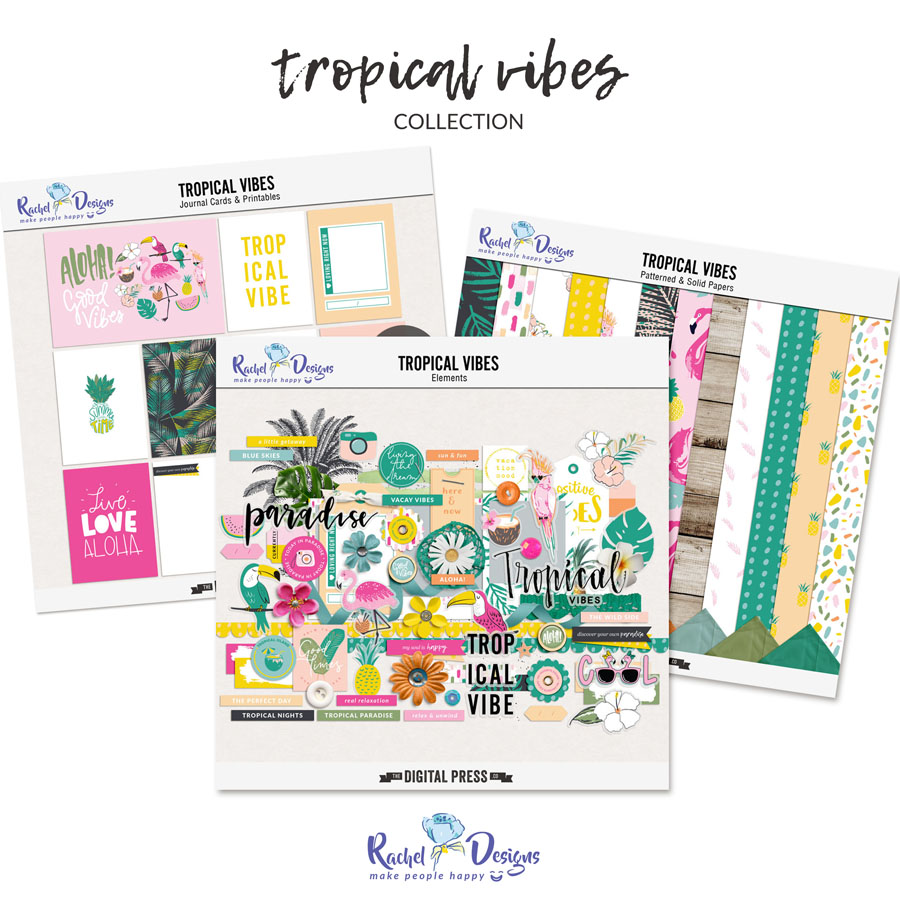 Tropical Vibes | Collection