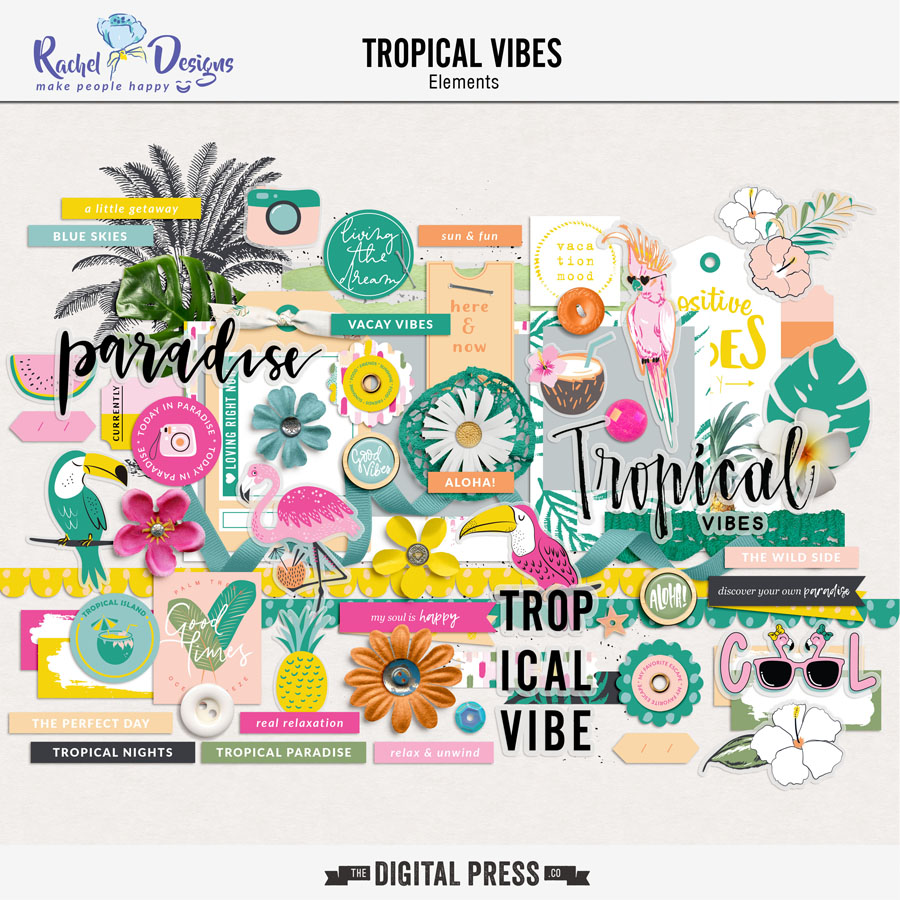 Tropical Vibes | Elements