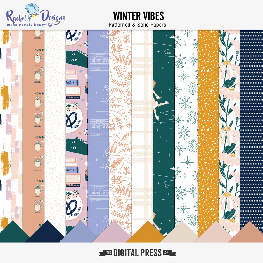 Winter Vibes | Papers