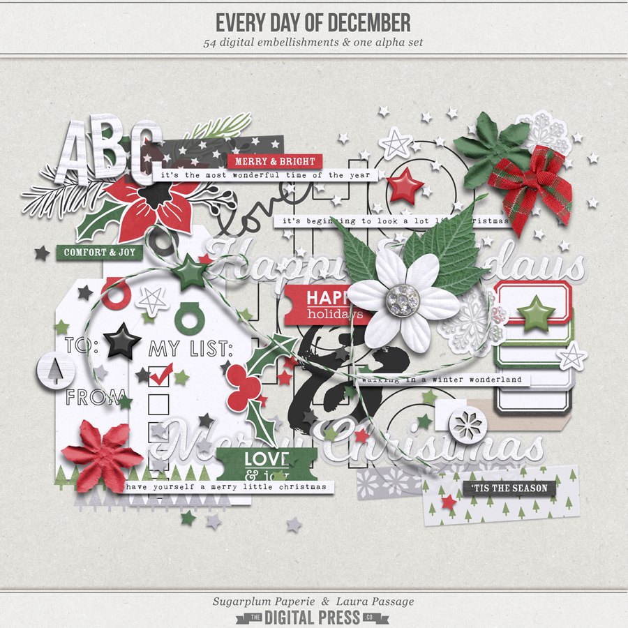 Every Day of December | Elements