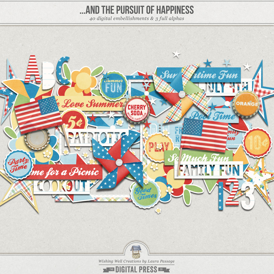 ...And The Pursuit of Happiness | Elements