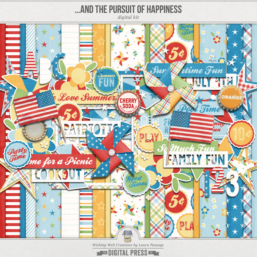 ...And The Pursuit of Happiness | Kit