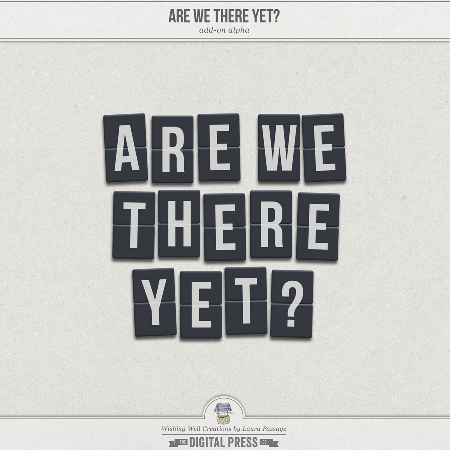 Are We There Yet?   Add-On Alpha