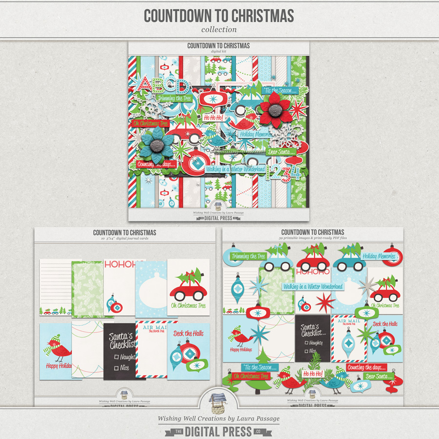 Countdown To Christmas | Collection