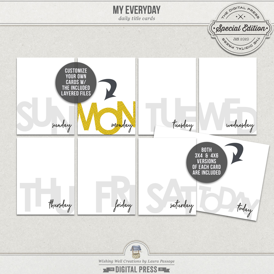 My Everyday | Daily Cards & Templates