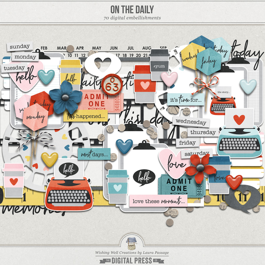 On The Daily | Elements