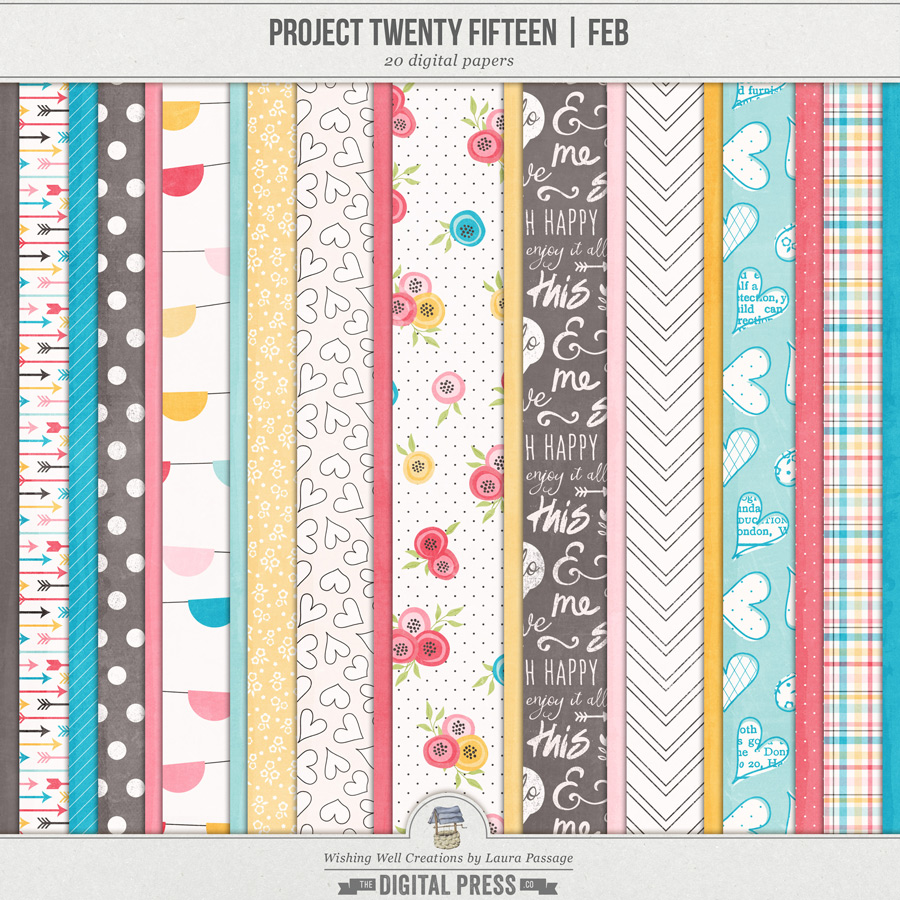 Project Twenty Fifteen | February Paper