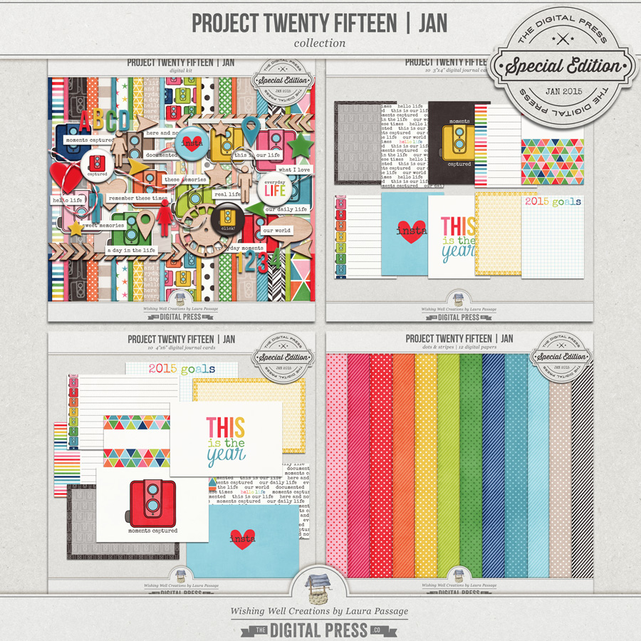 Project Twenty Fifteen   January Collection
