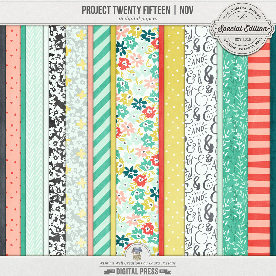 Project Twenty Fifteen | November Paper