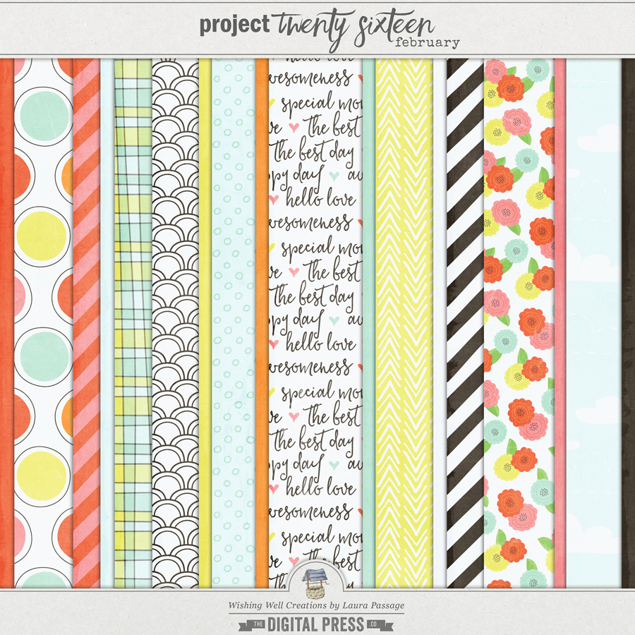 Project Twenty Sixteen | February Paper