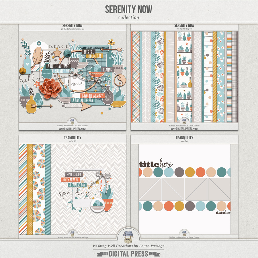 Serenity Now | Collection