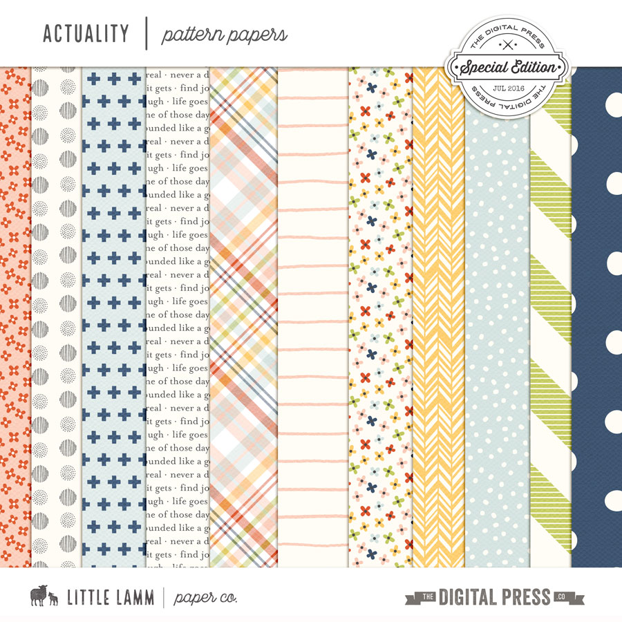 Actuality   Papers