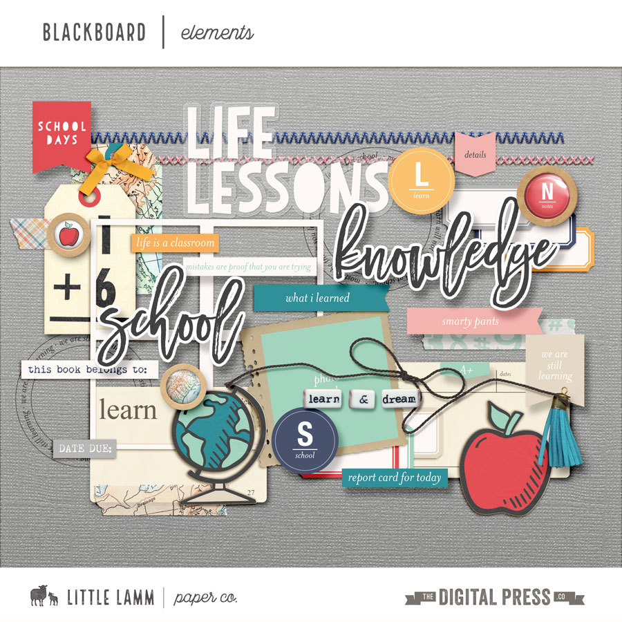 Blackboard | Elements