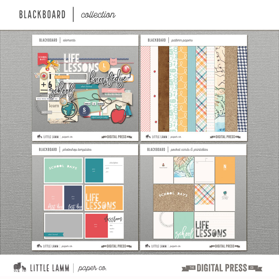 Blackboard | Bundle
