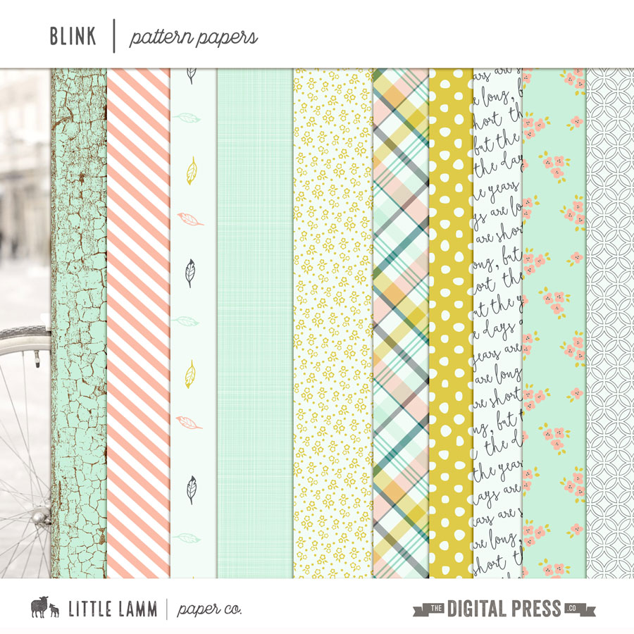 Blink | Pattern Papers