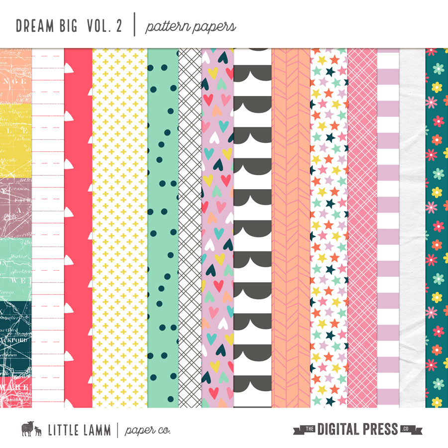Dream Big | Papers Vol. 2