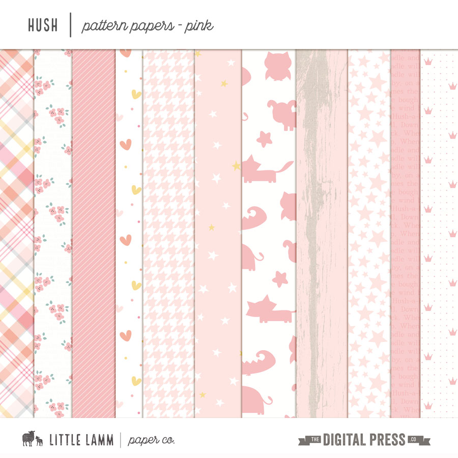 Hush | Pink Papers
