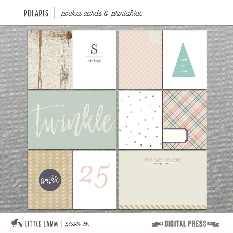 Polaris | Pocket Cards & Printables