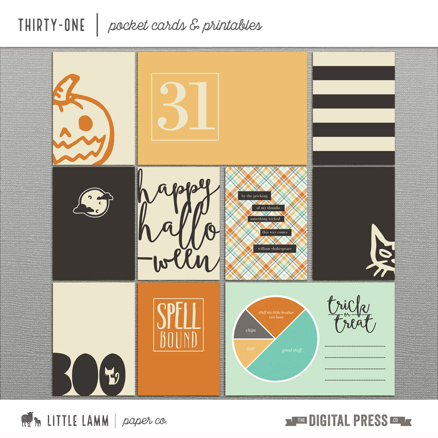 Thirty-One | Pocket Cards & Printables