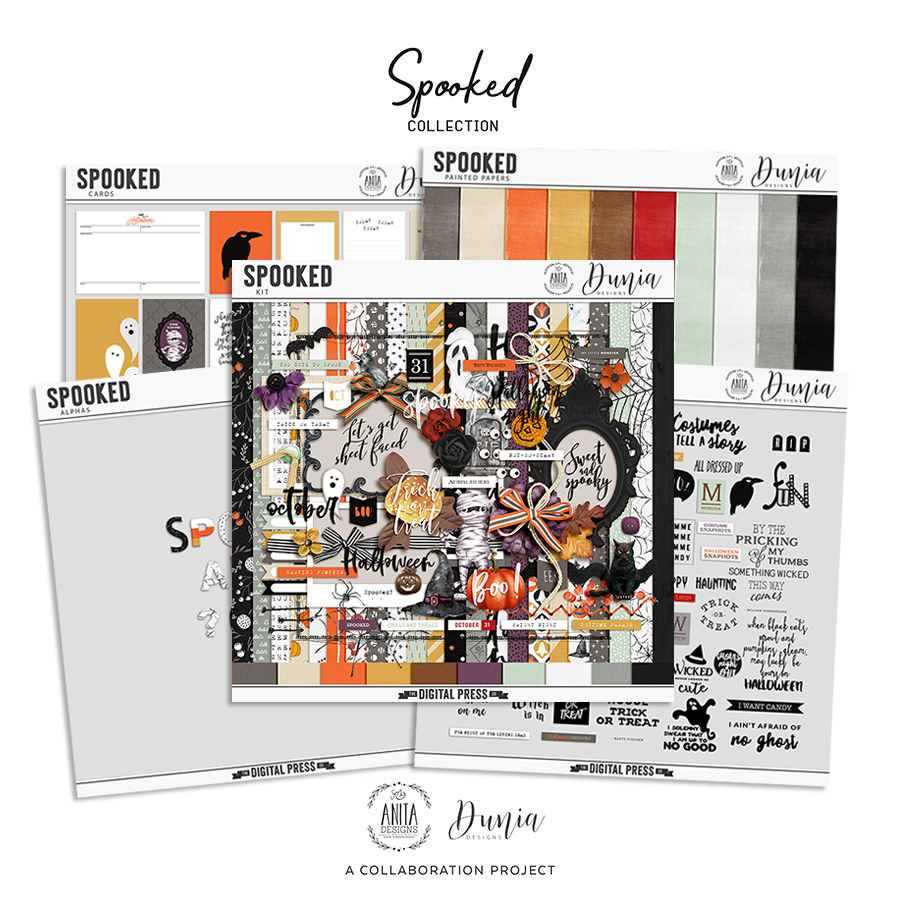 Spooked | Bundle