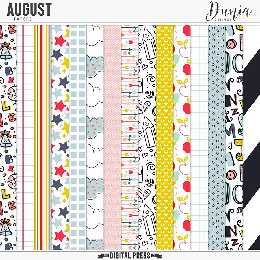 August | Papers