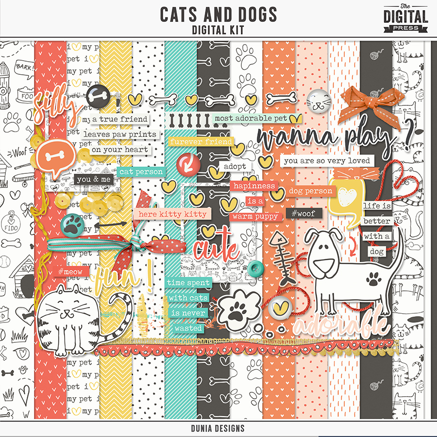 Cats & Dogs | Kit