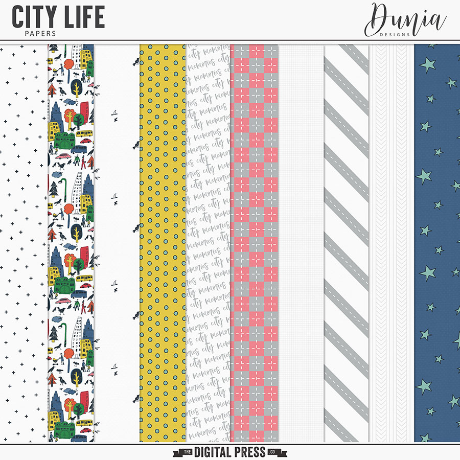 City Life | Papers