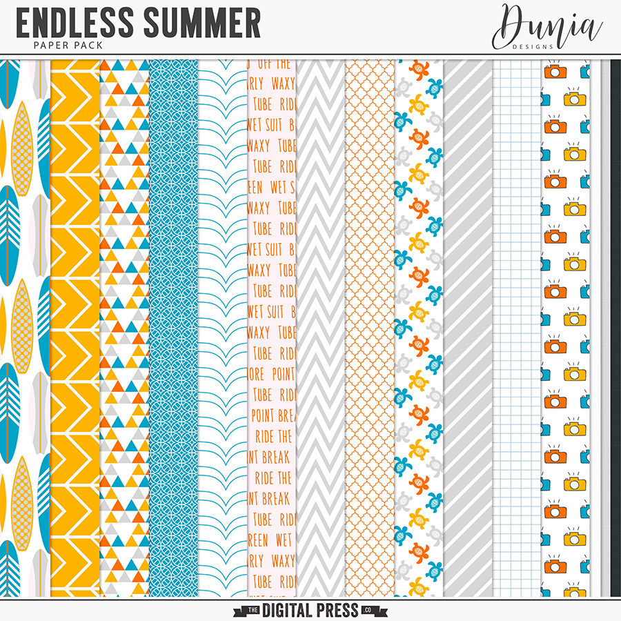 Endless Summer   Papers