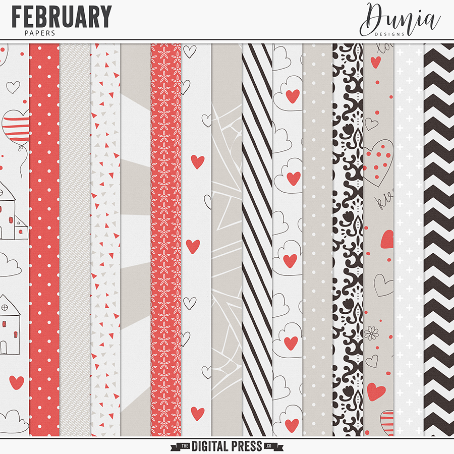 February   Papers