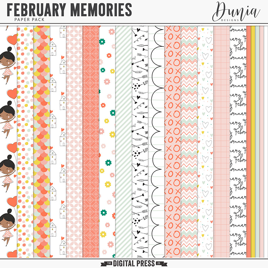 February Memories   Papers